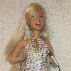 Barbie y Ken: BARBIE SHAKIRA?,CANTANTE,MATTEL,2006. Lote 34276764