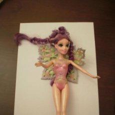 Barbie y Ken: BARBIE DE MATTEL HADA 2006 MUÑECA ARTICULADA. Lote 35348018