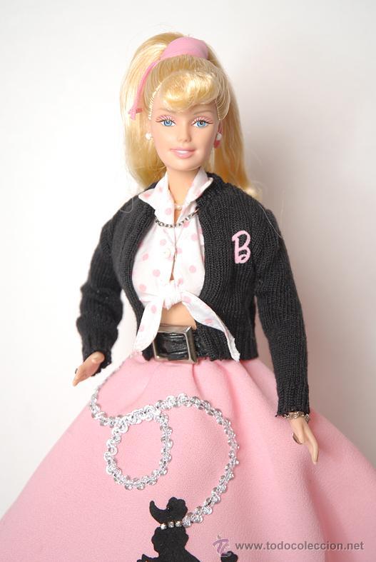ebf41180ffc37 muñeca Barbie Great Fashions of the 20th Century Nifty Fifties Mattel