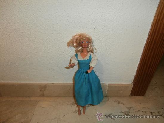 BARBIE - BONITA BARBIE, 111-1 (Juguetes - Muñeca Extranjera Moderna - Barbie y Ken)