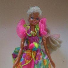 Barbie y Ken: BARBIE ARTICULADA DE MATTEL AÑO 76. Lote 37520412
