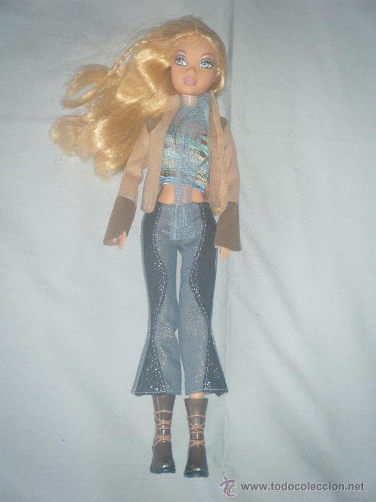 BARBIE MY SCENE BARBIE DE LAS PRIMERAS. (Juguetes - Muñeca Extranjera Moderna - Barbie y Ken)