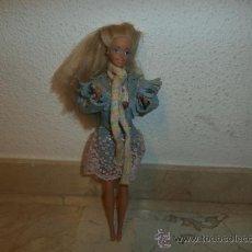 Barbie y Ken: BARBIE - PERFECTA BARBIE CONGOST, CON CONJUNTO VINTAGE ORIGINAL 111-1. Lote 73930655