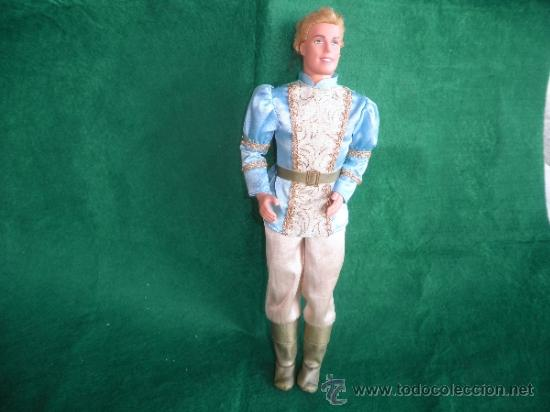 KEN NOVIO DE BARBIE (Juguetes - Muñeca Extranjera Moderna - Barbie y Ken)