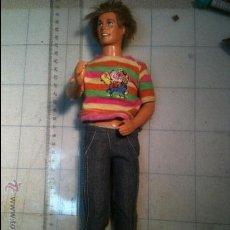 Barbie y Ken: MUÑECO KEN DE MATTEL. Lote 36124580