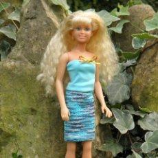 Barbie y Ken: MUÑECA SUN SPLASH MAXIE DE HASBRO DE 1989 DIFÍCIL DE ENCONTRAR. Lote 44845635