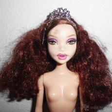 Barbie y Ken: PRECIOSA MUÑECA BARBIE MY SCENE GESTOS. Lote 221074385