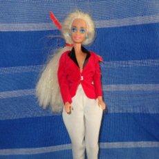 Barbie y Ken: BARBIE - PRECIOSA BARBIE VESTIDA DE ORIGEN EN LA NUCA MATTEL INC 1976 PERFECTA COMO NUEVA,111-1. Lote 46215053
