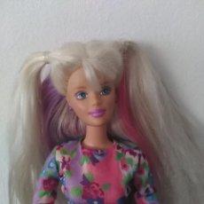 Barbie y Ken - MUÑECA BARBIE HAPPENIN' HAIR 1998 CON TRAJE ORIGINAL - 46224326