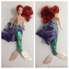 Barbie y Ken: MUÑECA BARBIE - SIRENA. Lote 46382947