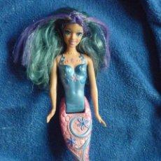 Barbie e Ken: MUÑECA BARBIE SIRENA NORY (DE BARBIE FAIRYTOPIA MERMAIDIA) 2006 - PELO CAMBIA DE COLOR. Lote 46502729