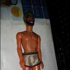 Barbie y Ken: ANTIGUO KEN, MATTEL INC MADE IN SPAIN. Lote 47046626