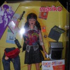 Barbie y Ken: BARBIE CHICAS DE HOY MARIKO MATTEL NRFB. Lote 47066531