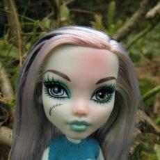 Barbie y Ken: MUÑECA MONSTER HIGH FRANKIE STEIN DE MATTEL. Lote 48298337