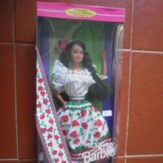 Barbie y Ken: BARBIE MEXICANA. Lote 56886435