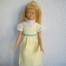 Barbie y Ken: ANTUGUA MUÑECA SKIPER DE COLECCION AÑO 1963 SELALDA MATTEL .INC N.6, ROPAS ORIGINALES. Lote 48598229