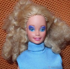 Barbie y Ken - BARBIE THE ROCKERS,AÑOS 80,MATTEL,PHILIPPINES - 48669983