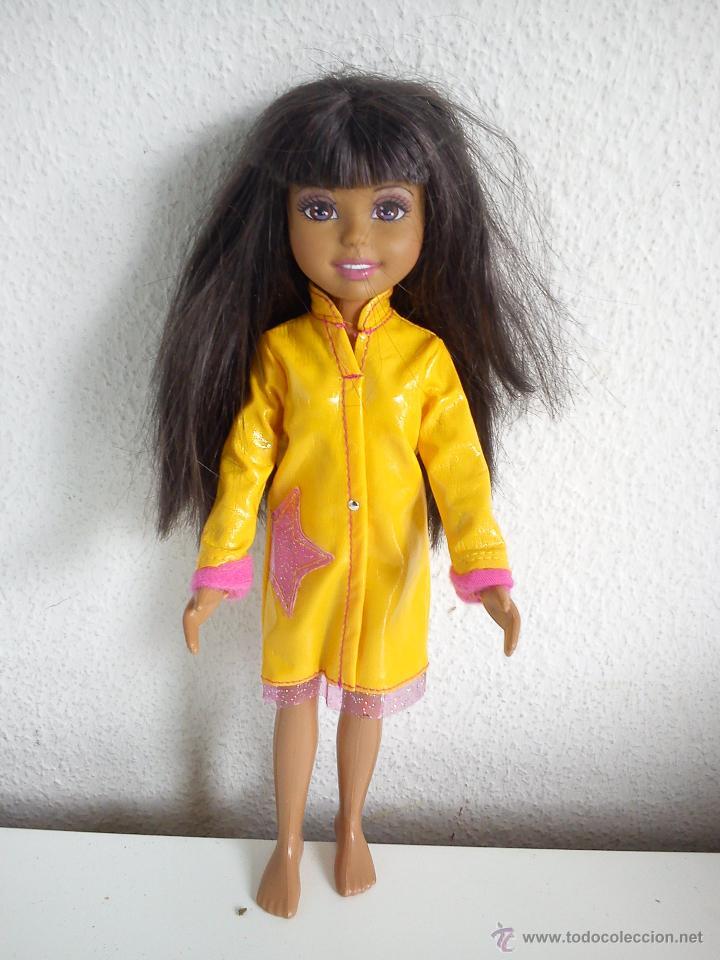 MONECA PARA COLECION DE BARBIE ES LA IRMANA DE BARBIESELADO,C,2000 MATTEL INDONESIA.. (Juguetes - Muñeca Extranjera Moderna - Barbie y Ken)