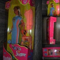 Barbie y Ken - MUÑECA BARBIE DOLL 1998 YO YO SKIPPER NRFB - 113277943