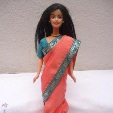 Barbie y Ken: MUÑECA BARBIE INDIA HINDU. Lote 50765971