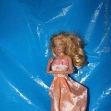 Barbie y Ken: MUÑECA BARBIE DE MATTEL - ARTICULADA - MUEVE BRAZO CON BOTON Y SE DOBLAN LAS RODILLAS. Lote 50830966