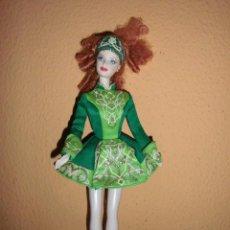 Barbie y Ken: BARBIE PELIRROJA DE COLECCION MATTEL 1991. Lote 51937374