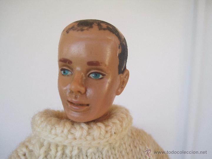 Barbie y Ken: PRECIOSA BARBIE 1958 AND KEN 1960, CON ARMARIO, VESTIDOS Y ZAPATOS. (MUY REBAJADO) - Foto 4 - 52476314