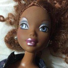 Barbie y Ken: BARBIE MY SCENE NEGRA. Lote 52618121