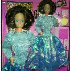 Barbie y Ken: RARA BARBIE MORENA, CABEZA MADE IN MEXICO DE CIPSA? Y CUERPO MADE IN SPAIN - MATTEL - AÑOS 70S. Lote 52668211