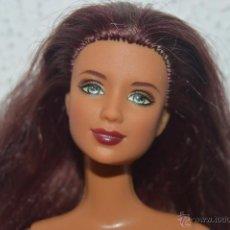 Barbie y Ken: PRECIOSA MUÑECA BARBIE TERESA O KAYLA PELIRROJA CNB. Lote 53083653