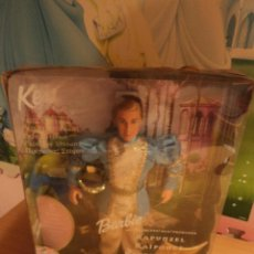Barbie y Ken: KEN PRÍNCIPE ESTEFAN. RAPUZEL. SUBIDA DE PRECIO JUSTIFICADA.. Lote 53625674