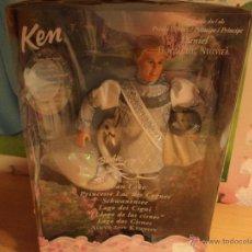 Barbie y Ken: KEN PRÍNCIPE EN EL LAGO DE LOS CISNES. Lote 53625680