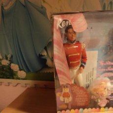Barbie y Ken: KEN COMO PRÍNCIPE ERIC EN EL CASCANUECES. Lote 53625772