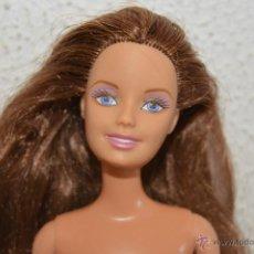 Barbie e Ken: PRECIOSA MUÑECA BARBIE PRINCESA ERICA PELICULA PRINCESA Y LA COSTURERA. Lote 199366692