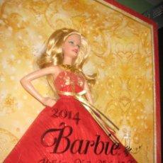Barbie y Ken: BARBIE FELICES FIESTAS HOLIDAY-NATAL-2014 COLLECTOR MATTEL. Lote 54521013
