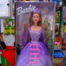 Barbie e Ken: BARBIE CENICIENTA AÑO 2002.NUEVA EN CAJA.. Lote 103439228