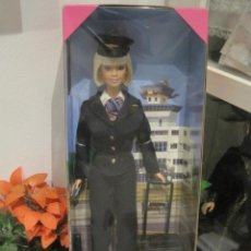 Barbie y Ken: BARBIE PILOTO COLECCION DEL AÑO 1999 EN CAJA. Lote 55141608