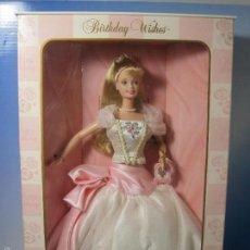 Barbie e Ken: BARBIE BIRTHDAY WISHES COLECCION DEL AÑO 1998 MUÑECA NUEVA EN CAJA. Lote 55802752