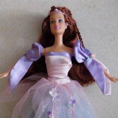 Barbie e Ken: BARBIE DEL LAGO CISNE: TERESA COMO LA REINA DE HADAS. Lote 56488726