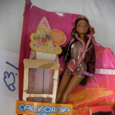 Barbie y Ken: BARBIE CALIFORNIA. Lote 182136213