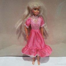 Barbie y Ken: BABIE MATTEL 1993 MALASIA BUEN ESTADO. Lote 57678177