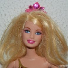 Barbie y Ken: PRECIOSA MUÑECA BARBIE PELICULA BARBIE PRINCESA Y CANTANTE. Lote 57908451