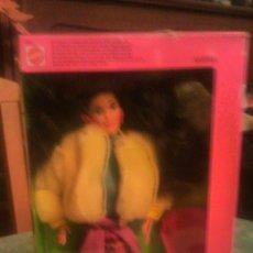 Barbie y Ken: BARBIE MARINA DOLL UNITED COLORS OF BENETTON 1990,NUEVA EN CAJA. RARA DE VER.. Lote 58019398