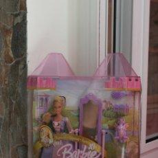 Barbie y Ken: MINI BARBIE. RAPUNZEL. ORIGINAL DE MATTEL 2005. NUEVO EN SU CAJA, SIN ESTRENAR. Lote 58344861