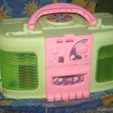 Barbie y Ken: CASA RADIO MATTEL 1999 BARBIE MUÑECA. Lote 58518499