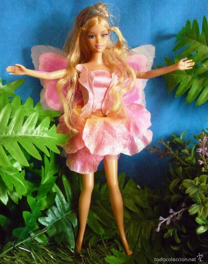 Preciosa barbie elina hada de fairytopi comprar muecas preciosa barbie elina hada de fairytopia se iluminan las alas thecheapjerseys Image collections
