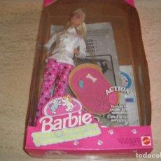Barbie y Ken: BARBIE VETERINARIA, CON SU CAJA ORIGINAL. Lote 61466231