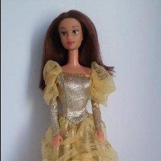 Barbie y Ken - BARBIE BELLA CON VESTIDO DE LA BELLA Y LA BESTIA ORIGINAL 1992 - 62310772