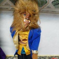 Barbie y Ken: KEN DE LA BELLA Y LA BESTIA. Lote 62562692