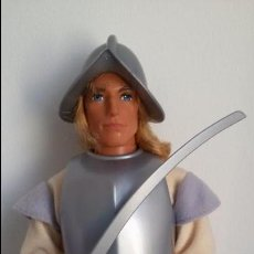 Barbie y Ken: KEN CAPITAN JOHN SMITH DE POCAHONTAS 1995 ACCESORIOS COMPLETO!. Lote 62646512